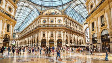 Photo of میلان پایتخت مد، شهر اقتصادی ایتالیا و اماکن معروف آن