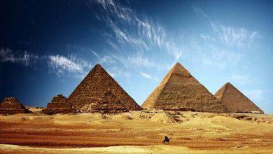 Photo of مصر ترکیبی از جاذبه های گردشگری متنوع