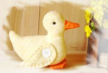 Photo of ساخت اردک پارچهای