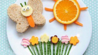 Photo of تزیین پرتقال برای کودکان