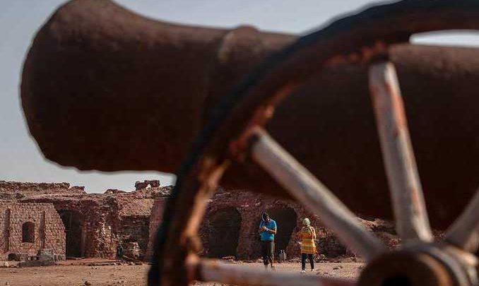 Photo of آثار قلعه پرتغالیها در ایران