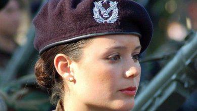 Photo of دختران و زنان در لباس نظامی و جنگی