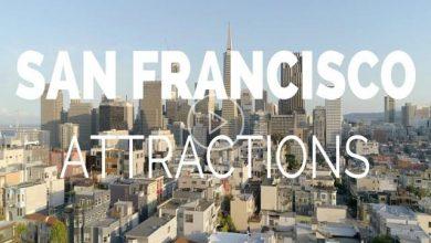 Photo of ۱۰ جاذبه برتر گردشگری در سان فرانسیسکو