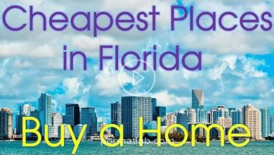 Photo of 11 مکان ارزان در فلوریدا برای خرید خانه