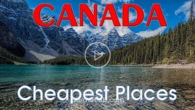 Photo of 11 مکان ارزان در کانادا برای خرید یک خانه