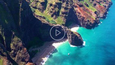 Photo of جزیره کائوآیی از جزایر هاوایی در ایالت متحده