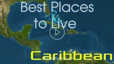 Photo of 10 مکان برتر برای زندگی در کارائیب