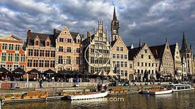 Photo of آشنایی با شهر گردشگری گنت در بلژیک