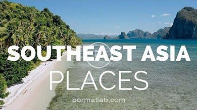 Photo of بهترین مکان های گردشگری و توریستی در جنوب شرقی اسیا