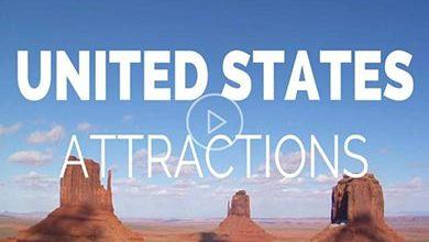 Photo of جاذبه های برتر گردشگری در ایالات متحده آمریکا