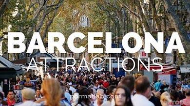 Photo of با ۱۰ جاذبه گردشگری بارسلونا آشنا شوید