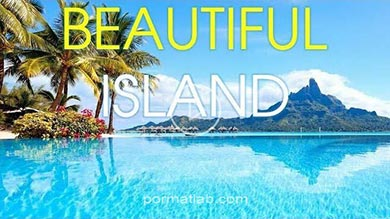 Photo of 10 جزیره زیبا در جهان سال 2019