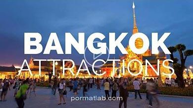 Photo of شهر بانکوک و جاذبه های گردشگری آن