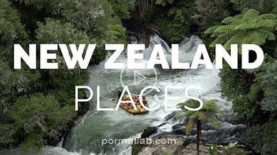 Photo of بهترین مکان های دیدنی در نیوزیلند