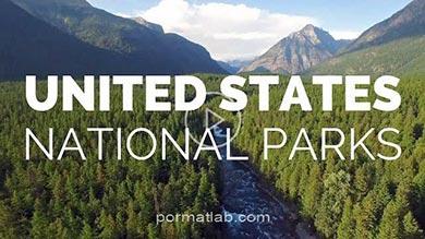 Photo of معرفی 25 پارک ملی برتر در امریکا