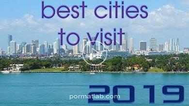 Photo of ۱۰ شهر دیدنی سال ۲۰۱۹ در یک ویدیو