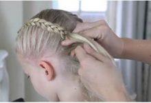 Photo of بافت موی زیبای دخترانه