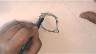 Photo of آموزش نقاشی چشم اسب
