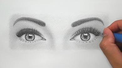 Photo of آموزش نقاشی چشم طبیعی مرحله به مرحله