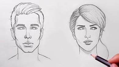 Photo of آموزش نقاشی چهره مرحله به مرحله