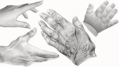 Photo of نقاشی دست و روش سایه زدن