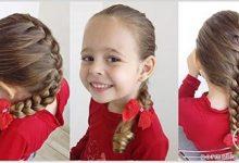 Photo of آموزش بافت موی کودک