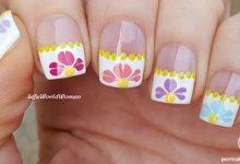 Photo of طراحی ناخن گلهای بهاری با سوزن