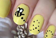 Photo of طراحی ناخن طرح زنبور برای کودکان