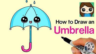 Photo of چگونه یک چتر عروسکی برای کودکمان بکشیم؟
