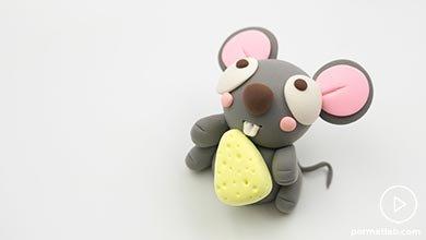 Photo of آموزش ساخت موش خمیری کودکانه