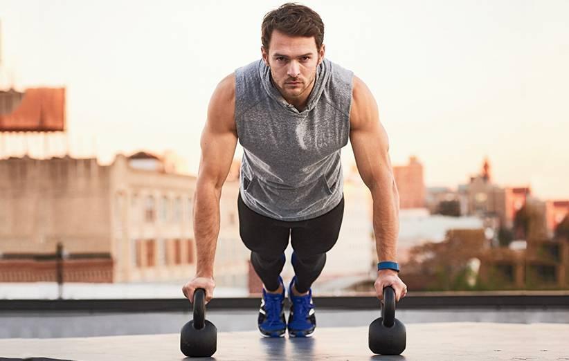 تقویت و تناسب اندام با ۱۰ حرکت ورزشی ساده