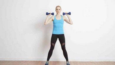 Photo of تقویت و تناسب اندام  با ۱۰ حرکت ورزشی ساده
