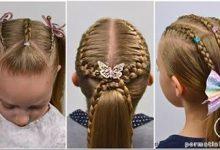 Photo of تزیین دوست داشتنی موی کودک با کش های رنگی