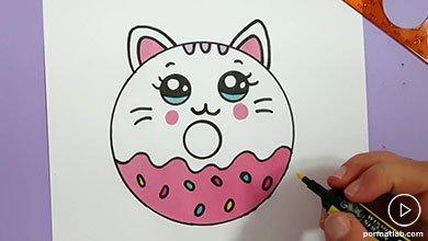 Photo of آموزش نقاشی بچه گربه با ابزار