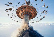 Photo of دستکاری و ترکیب عکسهای طبیعت و خلق آثار جدید