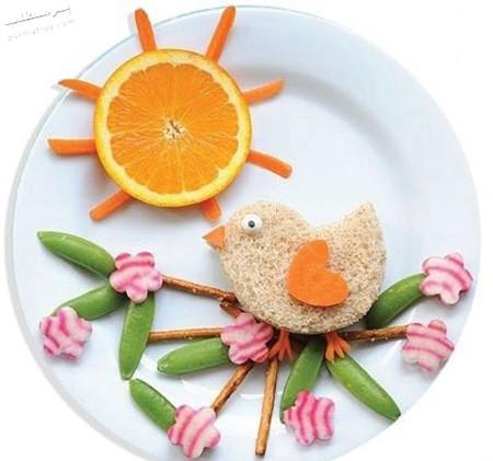 مدل تزیین پرتقال,تزیین پرتقال به شکل مختلف,تزیین پرتقال
