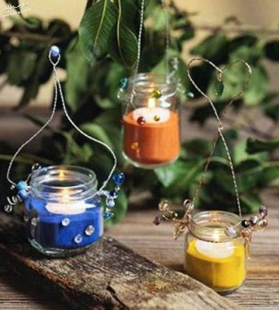 آموزش ساخت شمع به شکل قلب,ساخت شمع به شکل قلب